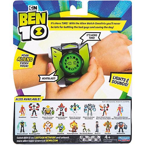 """Электронные часы Playmates Ben 10 """"Омнитрикс"""" от PLAYMATES"""
