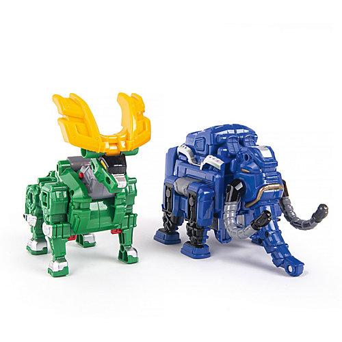 """Игровой набор Metalions Трансформеры """"Громовой страж"""" от Young Toys"""