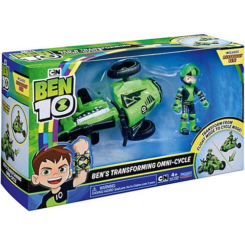 Игровой набор Playmates Ben 10 «Багги Бен 10» от PLAYMATES