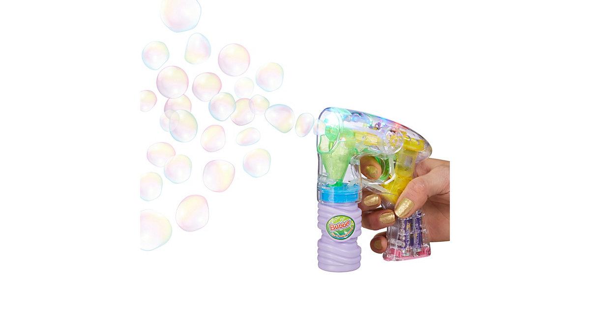 LED Seifenblasenpistole mehrfarbig