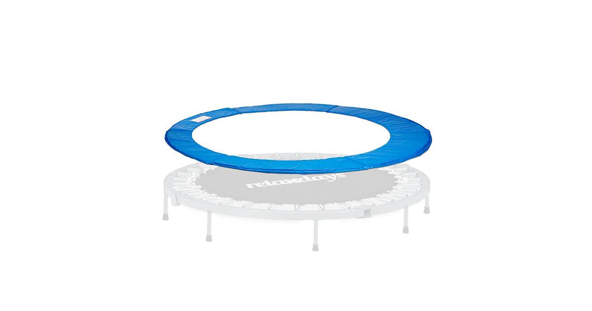 Trampolin Randabdeckung blau