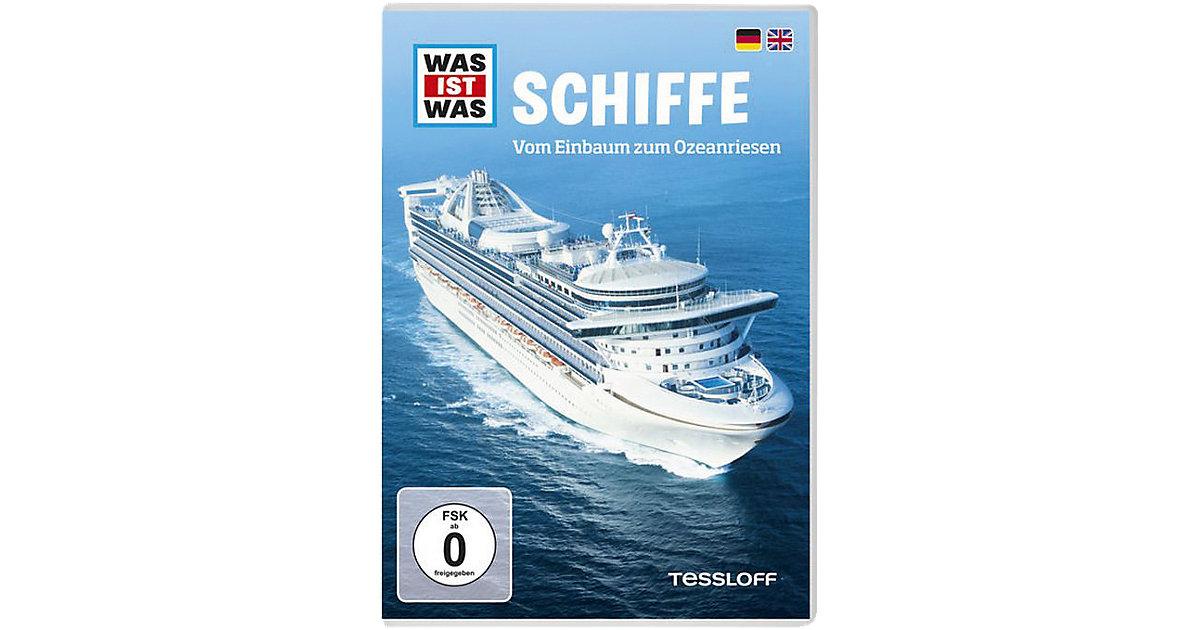 DVD Was ist Was - Schiffe