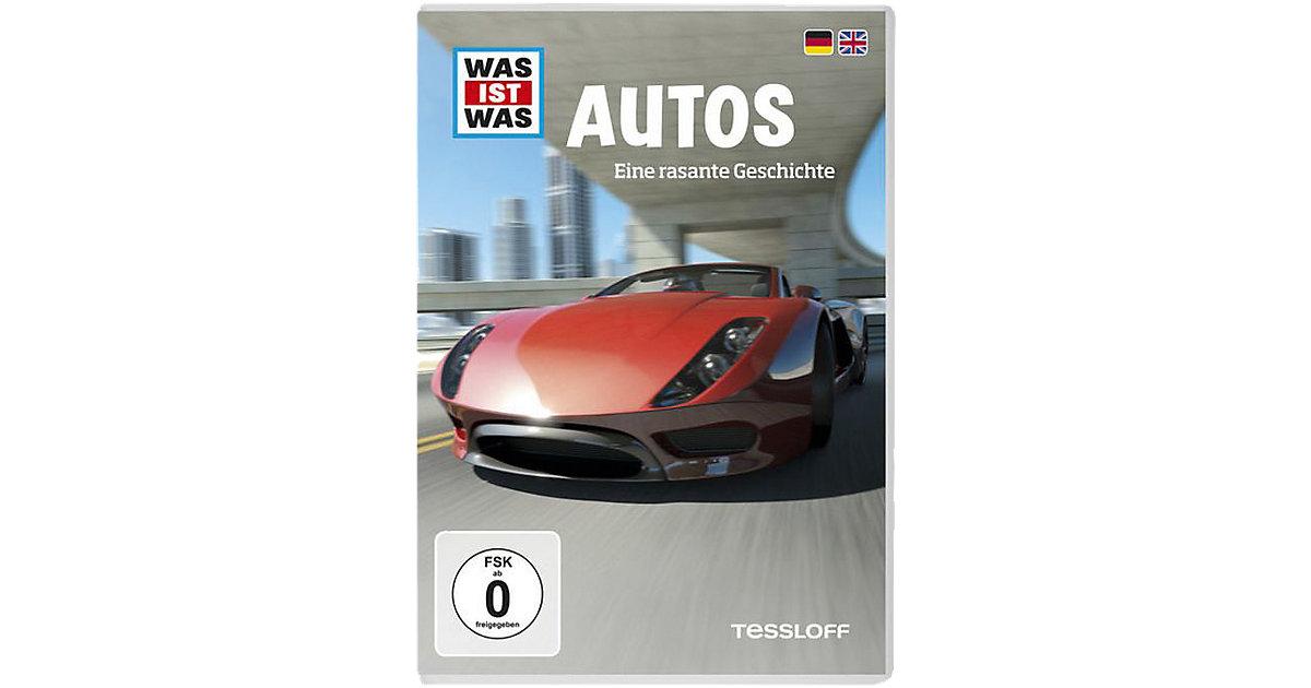 DVD Was ist Was - Autos