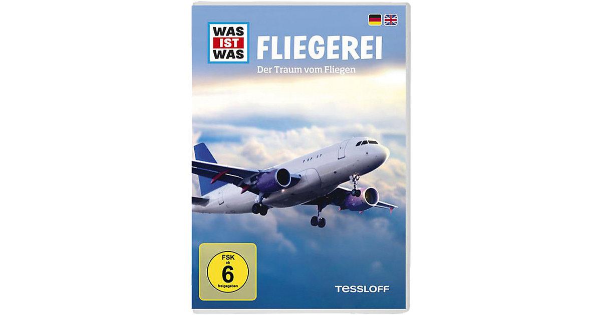 DVD Was ist Was - Fliegerei