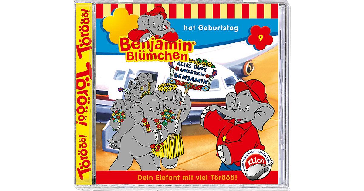CD Benjamin Blümchen 09 (Geburtstag) Hörbuch