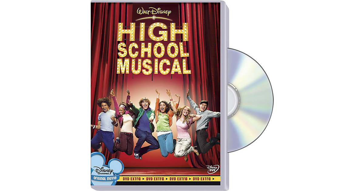 DVD High School Musical 1
