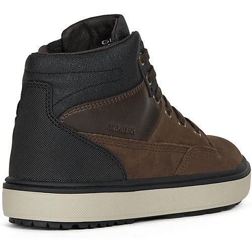 Утепленные ботинки Geox - коричневый от GEOX