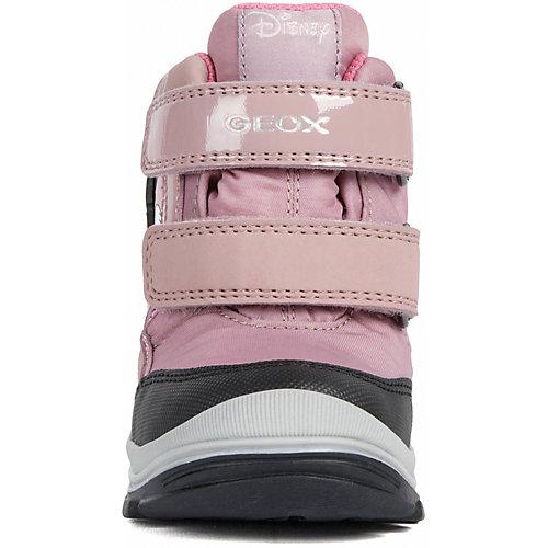 Утепленные сапоги Geox - розовый от GEOX