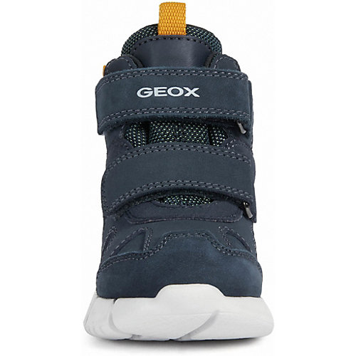 Утепленные сапоги Geox - синий от GEOX
