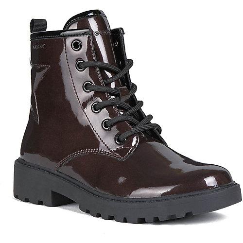 Ботинки Geox - бордовый от GEOX