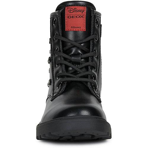 Утепленные сапоги Geox - черный от GEOX