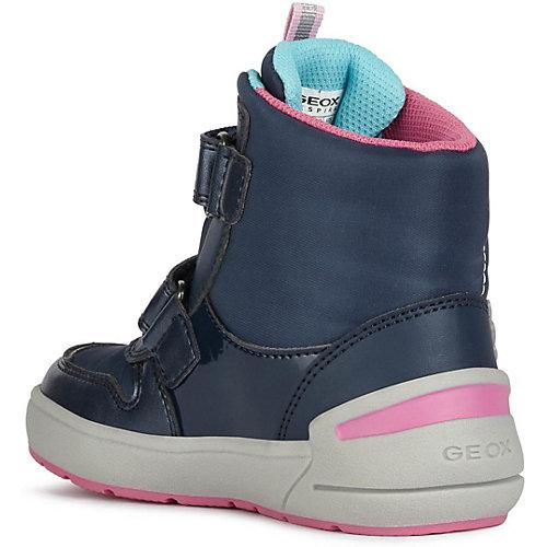 Ботинки Geox - pink/blau от GEOX