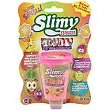 Слайм Slimy, с ароматом клубники