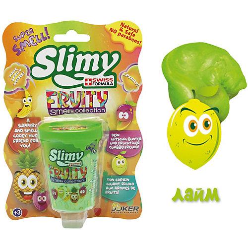Слайм Slimy, с ароматом лайма от Slimy