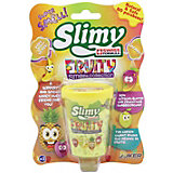 Слайм Slimy, с ароматом банана