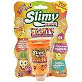Слайм Slimy, с ароматом ананаса