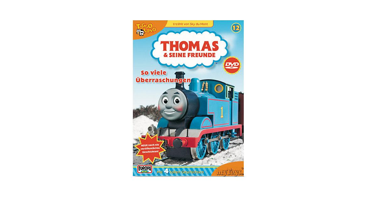 DVD Thomas und seine Freunde 12: So viele Überr...