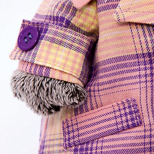 Мягкая игрушка Budi Basa Кот Басик в пиджаке в сиреневую клетку, 25 см от Budi Basa
