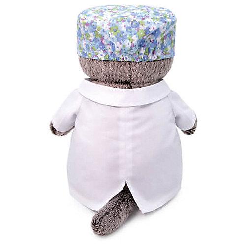 Мягкая игрушка Budi Basa Кот Басик - доктор, 19 см от Budi Basa