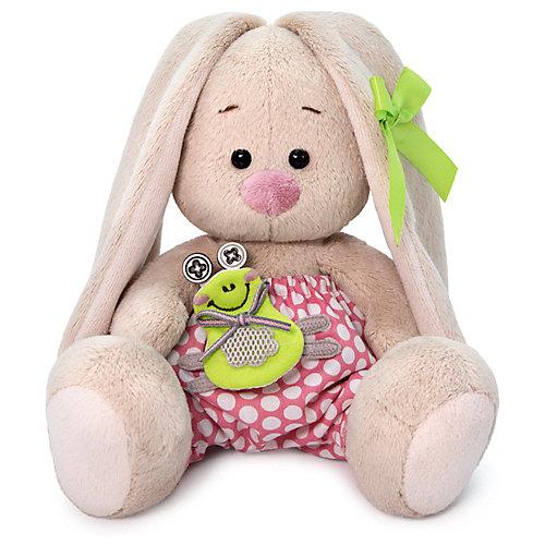 Мягкая игрушка Budi Basa Зайка Ми с лягушонком, 15 см от Budi Basa