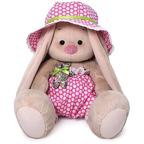 Мягкая игрушка Budi Basa Зайка Ми в шляпе с мишкой, 23 см от Budi Basa