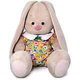 Мягкая игрушка Budi Basa Зайка Ми в комбинезоне с воротничком, 23 см