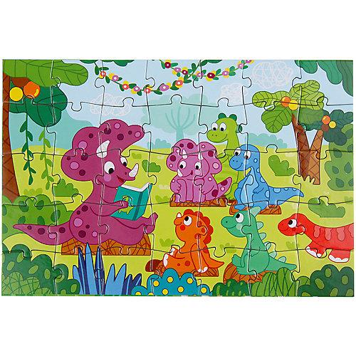 Пазл-мини Dodo Дино и его друзья, 35 элементов от Dodo