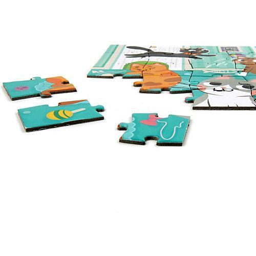 Пазл-мини Dodo Котики, 35 элементов от Dodo