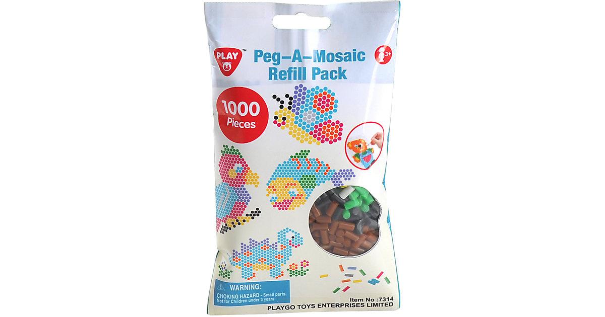 Peg-A-Mosaic - Nachfüllpack, 1.000 Teile