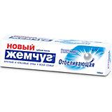 Зубная паста Новый Жемчуг Отбеливающая, 100 мл