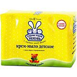 Крем-мыло Ушастый Нянь с алоэ, 4 шт по 100 г