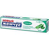 Зубная паста Новый Жемчуг С соком алоэ, 100 мл