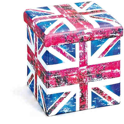 Faltbox Setti klein, Union Jack