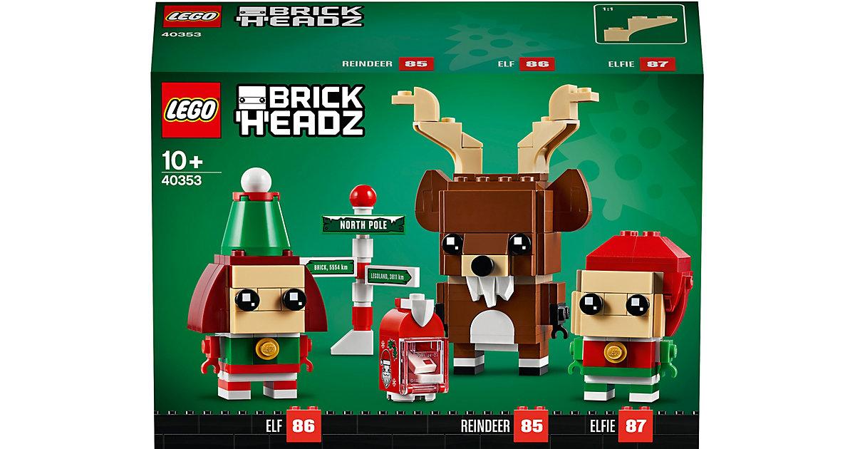 LEGO® Creator 40353 Rentier und Elfen