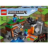 Конструктор LEGO Minecraft 21166: Заброшенная шахта