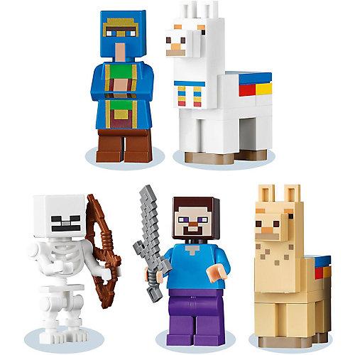 Конструктор LEGO Minecraft 21167: Торговый пост от LEGO