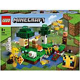 Конструктор LEGO Minecraft 21165: Пчелиная ферма