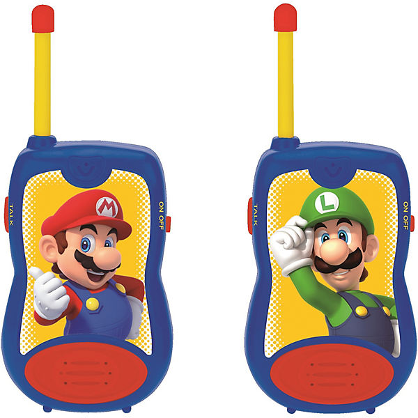Super Mario Walkie Talkie, 120m