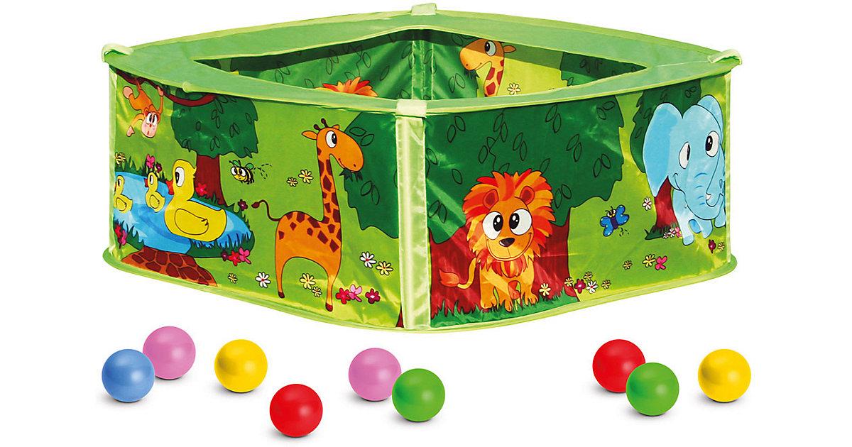 Spielbecken mit Bällen