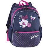 Рюкзак Pulse Junior XL Flowers Butterfly