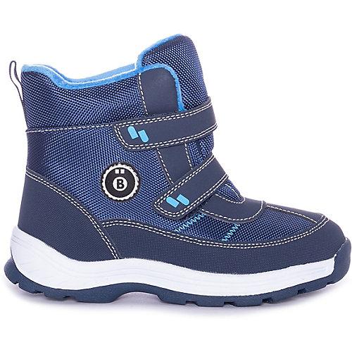 Утеплённые ботинки BJÖRKA - синий от BJÖRKA