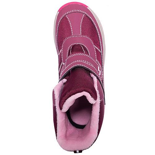 Утеплённые ботинки BJÖRKA - розовый от BJÖRKA