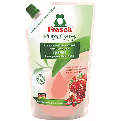 Жидкое мыло для рук Frosch Гранат, 500 мл