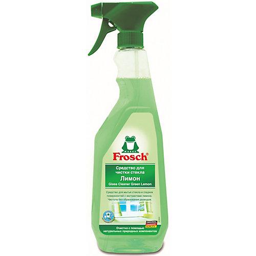 Средство Frosch Лимон для чистки стекла, 750 мл