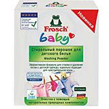 Стиральный порошок Frosch Baby для детского белья, 1,08 кг