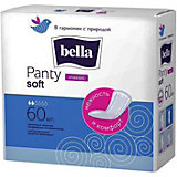 Ежедневные прокладки Bella Panty Soft Classik, 60 шт