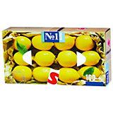 Салфетки Bella с ароматом лимона, 100 шт