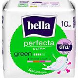 Прокладки Bella Perfecta Ultra Green супертонкие, 10 шт, new design