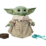 Интерактивная мягкая игрушка SW Mandalorian The Child Talking Plush, 19 см
