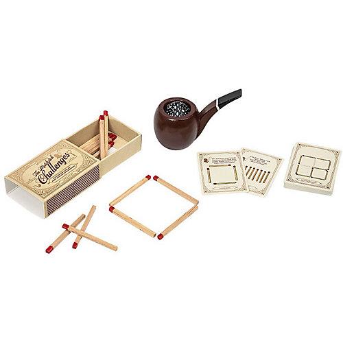 """Настольная игра-головоломка Professor Puzzle """"Случай с курительной трубкой"""" от Professor Puzzle"""